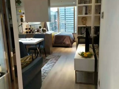 深圳福田中心区CBD•【天际公寓】