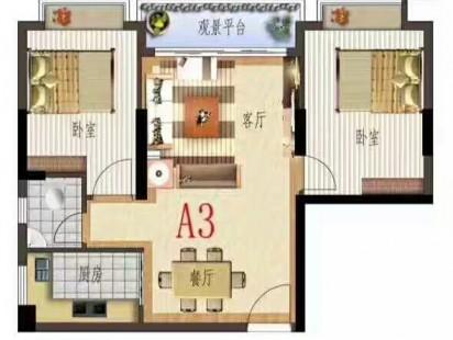 深圳松岗【星际公馆】一手新房