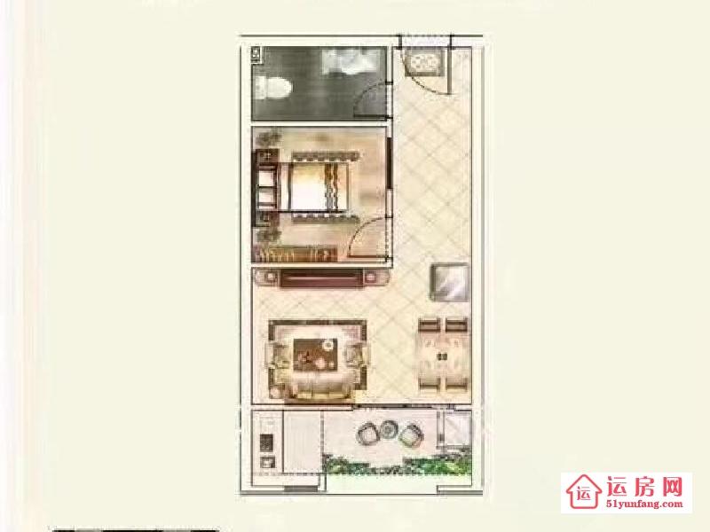 福田小产权房【梅景苑】6栋花园小区精装洋房
