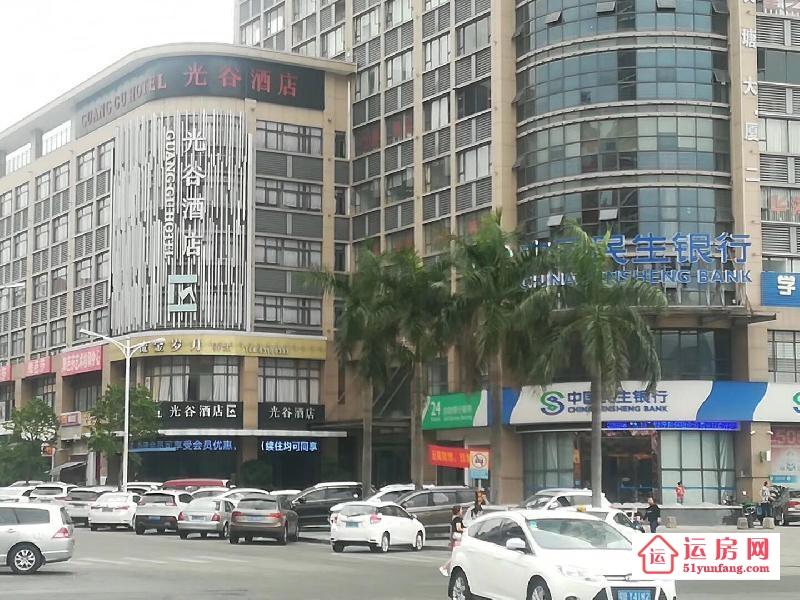 大朗小产权房【长富雅轩】大朗中心绝版学区房