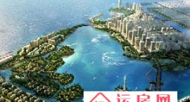 滨海湾新区规划,影来千亿投资,周边长安虎门小产权房值得投资