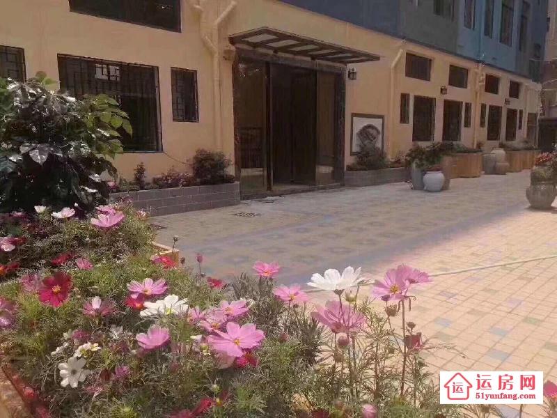 宝安固戍小产权房《前海裕丰花园》200套两栋花园小区房