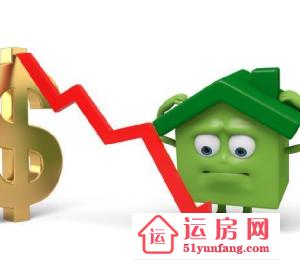 房价上升下降